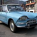 Citroën ami 6 berline-1963
