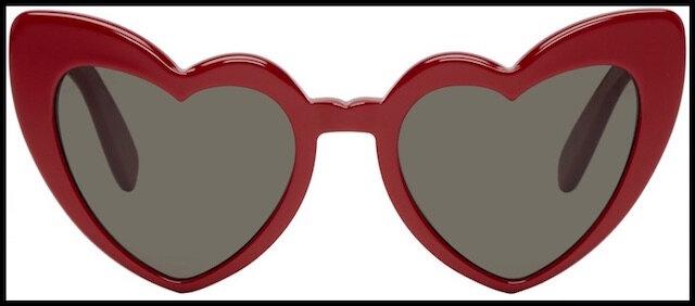 saint laurent lunettes solaires new wave loulou 2