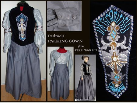 PadmePackingGown