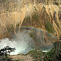 Ouest américain 12*: canyon de yellowstone