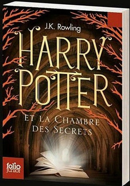 Nouvelle Reedition De Harry Potter Chez Folio Junior Les
