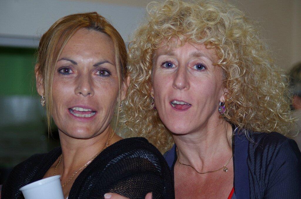 Christelle et Marielle