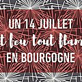 On choisit son feu d'artifice du 14 juillet...