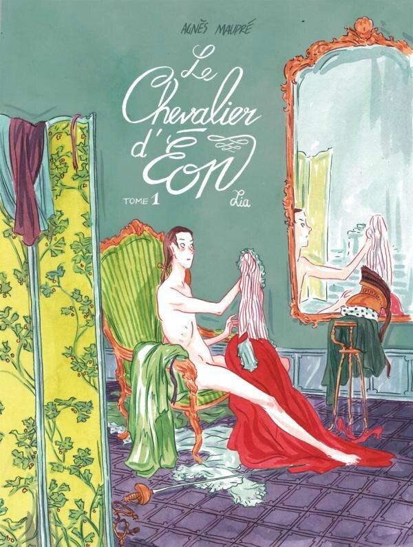 Le Chevalier d'Eon - 1, Lia