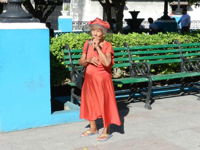 Une Cubaine