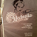 Lady Mechanika - T2 variant cover