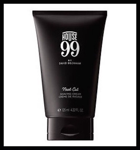 house 99 by david beckham creme de rasage