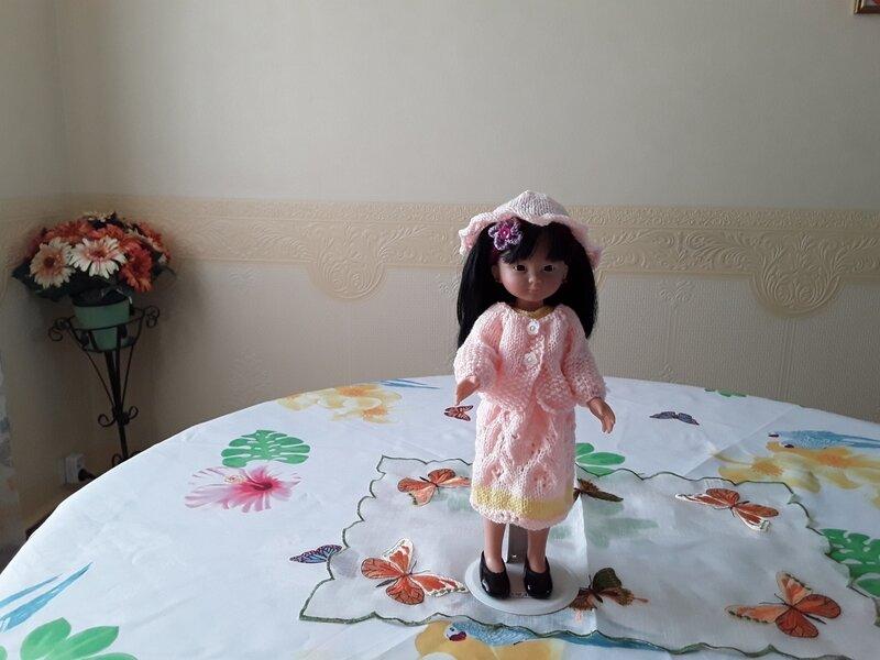 Coraline & la robe de Louise