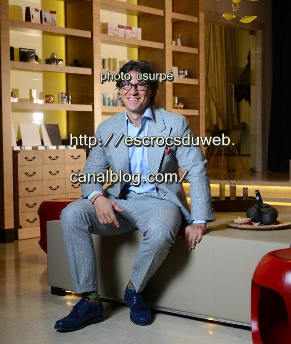 Kristoph Ladislau - coach de vie , usurpé