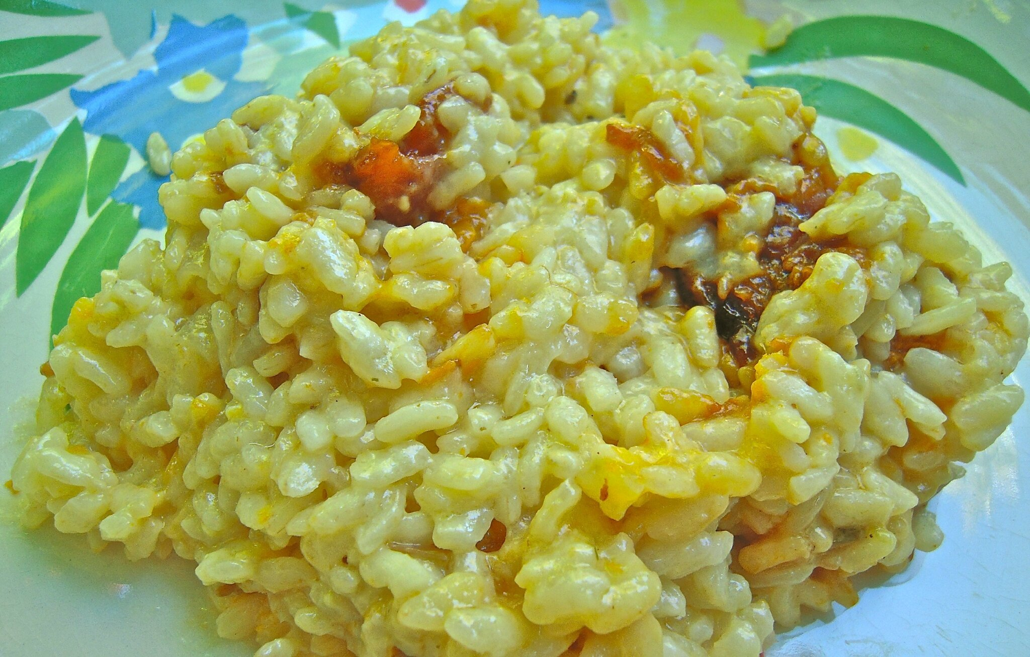 risotto à l'aïolli