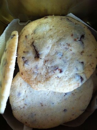 Cookies de Christelle