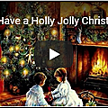 A holly jolly christmas *