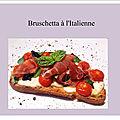 Bruschetta à l'italienne