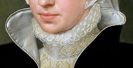 Portrait vers 1555-1560 environ