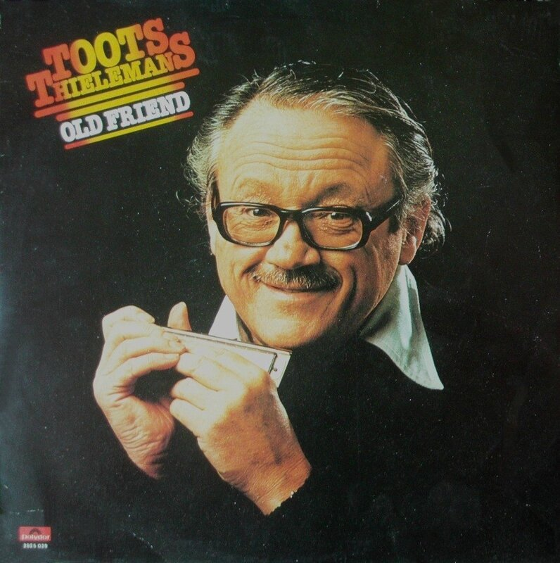 Toots Thielemans - 1975 - Old Friend (Polydor)