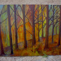 La forêt enchantée.........