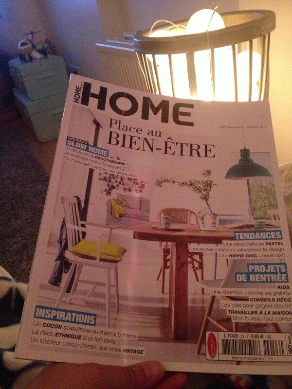Magazine Home décoration