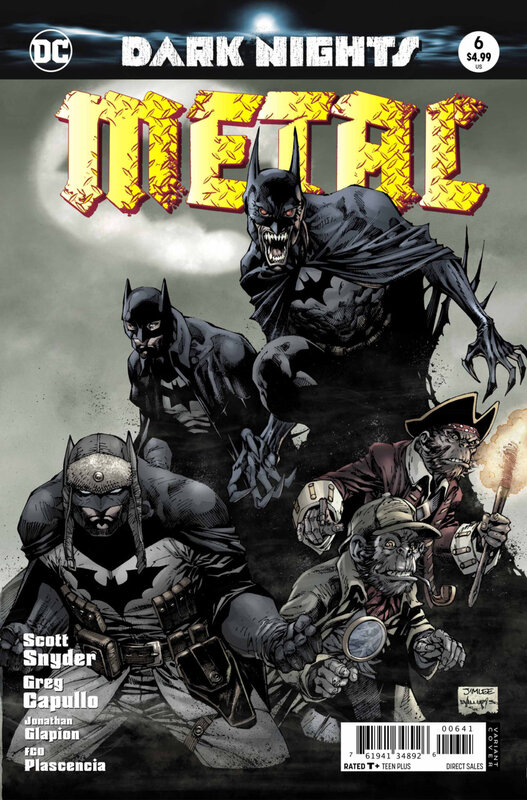 rebirth dark nights metal 06 jim lee variant