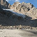 glacier du Naya Kanga
