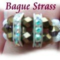 Bague Strass