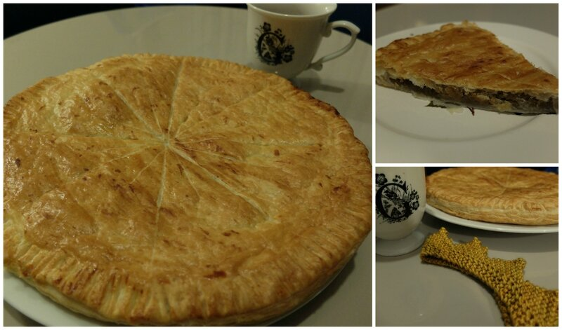 Collage galette