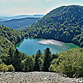 Lac des perches (vosges du sud)