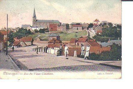 P_turages___Rue_de_l__glise___carte_postale