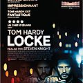 Locke de steven knight avec tom hardy