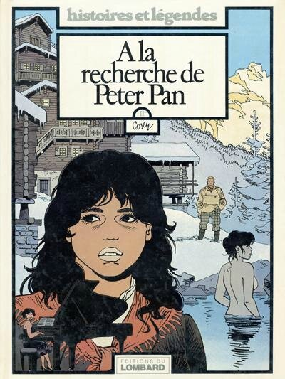 A la recherche de Peter Pan 2