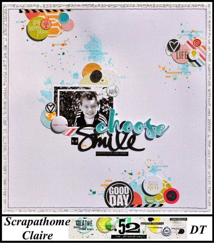 Challenge S221-inspi brush lettering-claire-scrapathome