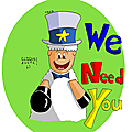 I need you !