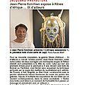 L'article sur l'exposition jpk