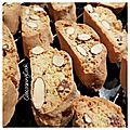 Cantuccini amandes/noisettes
