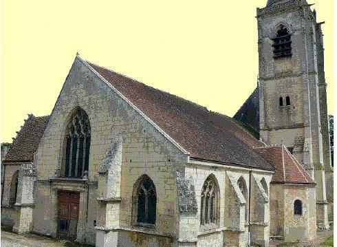 Saint Hilaire Nogent-le-Rotrou