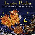Les annales du disque-monde, tome 20 : le père porcher (hogfather) - terry pratchett