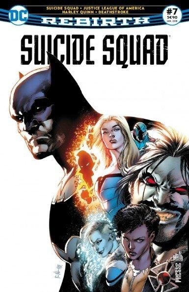 suicide squad rebirth 07