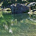 Lac des fées 1898 m du lac de saint guérin – arêches-beaufort 73270 beaufortain