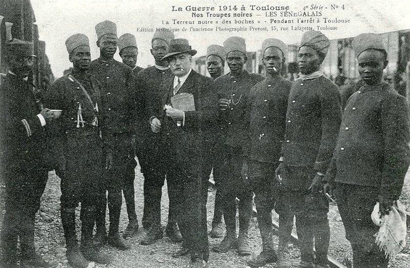 Sénégalais Toulouse