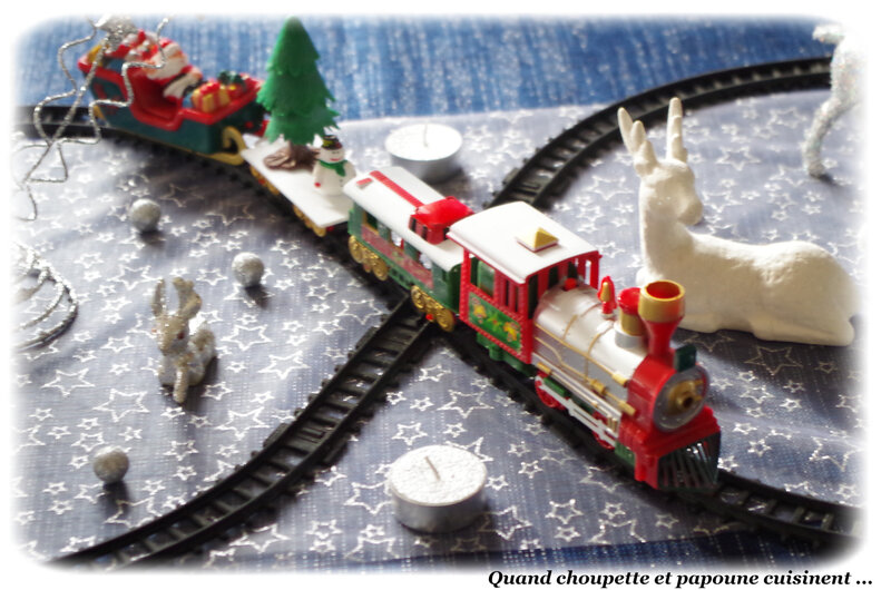 Ma table Train de Noël-7217