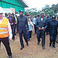 Composante habitat planut : le gros œuvre exécuté à 35% à ebolowa