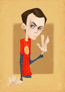 Xavier-Ramonede_Dr_Sheldon_Cooper