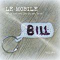 Sc serials crocheteuses n°186 - le mobile