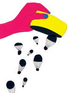 parachutehand
