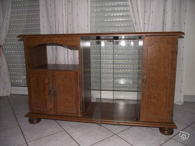restauration meuble tv le bric brac de pamou. Black Bedroom Furniture Sets. Home Design Ideas