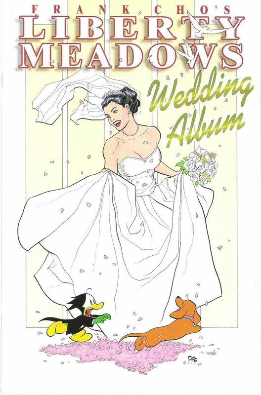 liberty meadows wedding album