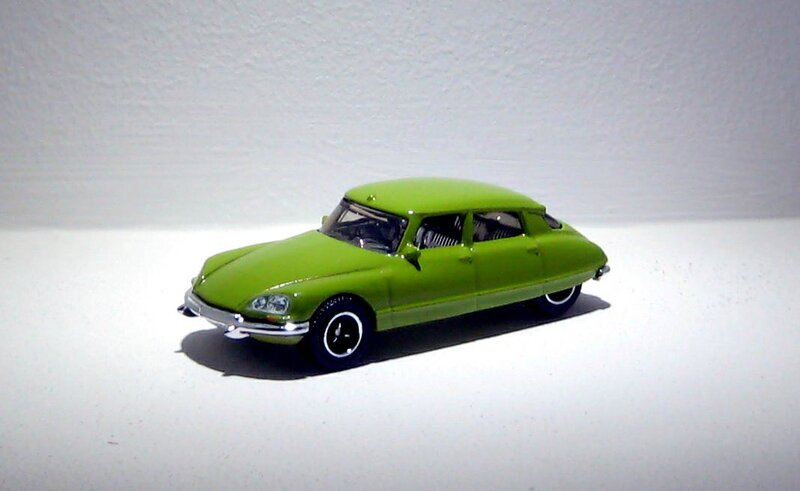 Citroen DS de 1968 (Ref MB 735) Matchbox