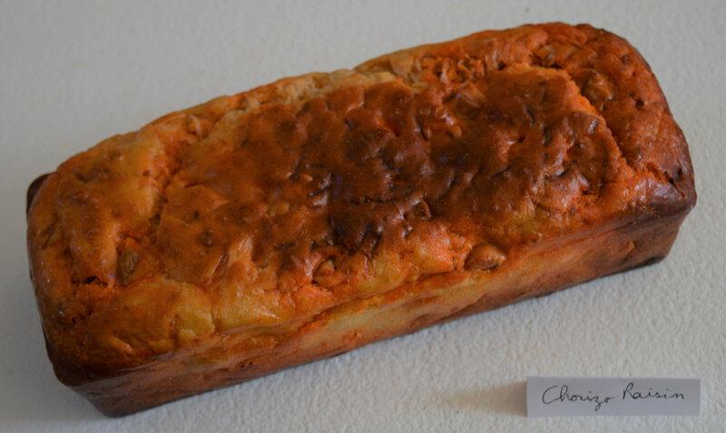 Chorizo Raisin