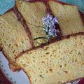 Cake aux légumes et au fromage