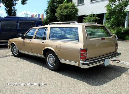 Chevrolet caprice classic wagon (1987-1990)(RegioMotoClassica 2010) 02