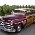 PLYMOUTH Deluxe Suburban Special 2door Woody Wagon 1950 Schwetzingen (1)